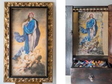 La obra 'Con flores a María'