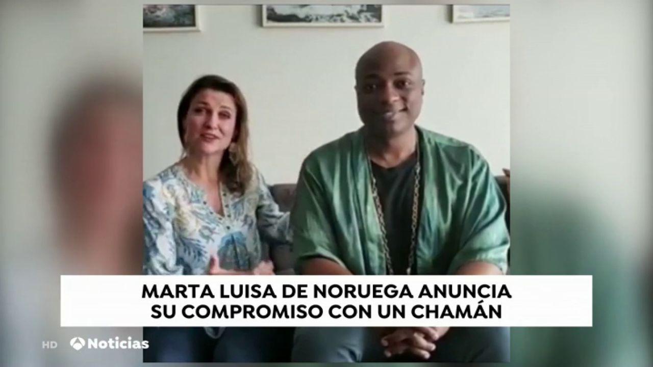 La Princesa Marta Luisa De Noruega Anuncia Su Noviazgo Con