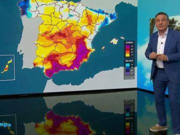 San Isidro llega con mucho sol y temperaturas al alza, sobre todo en el sureste peninsular