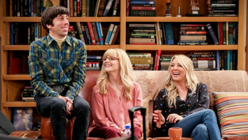 Reparto de 'The Big Bang Theory'