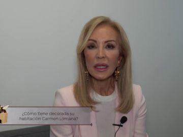 Entrevista a Carmen Lomana, sobre 'Masters de la reforma'