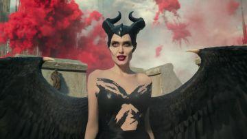 Angelina Jolie en el primer tráiler de 'Maléfica 2'