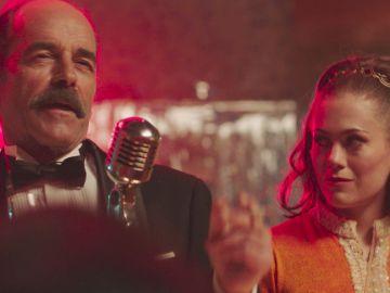 """El plan de Eugenio Vidal con Robert y Fanny: """"Esta es la primera de muchas películas juntos, pronto sonarán campanas de boda"""""""
