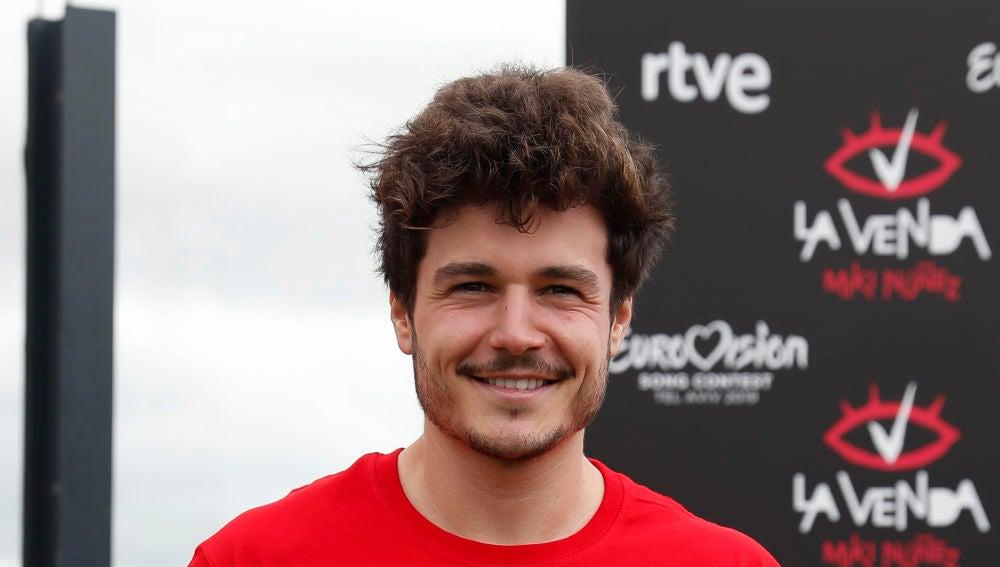 Miki, el representante de España en Eurovisión 2019