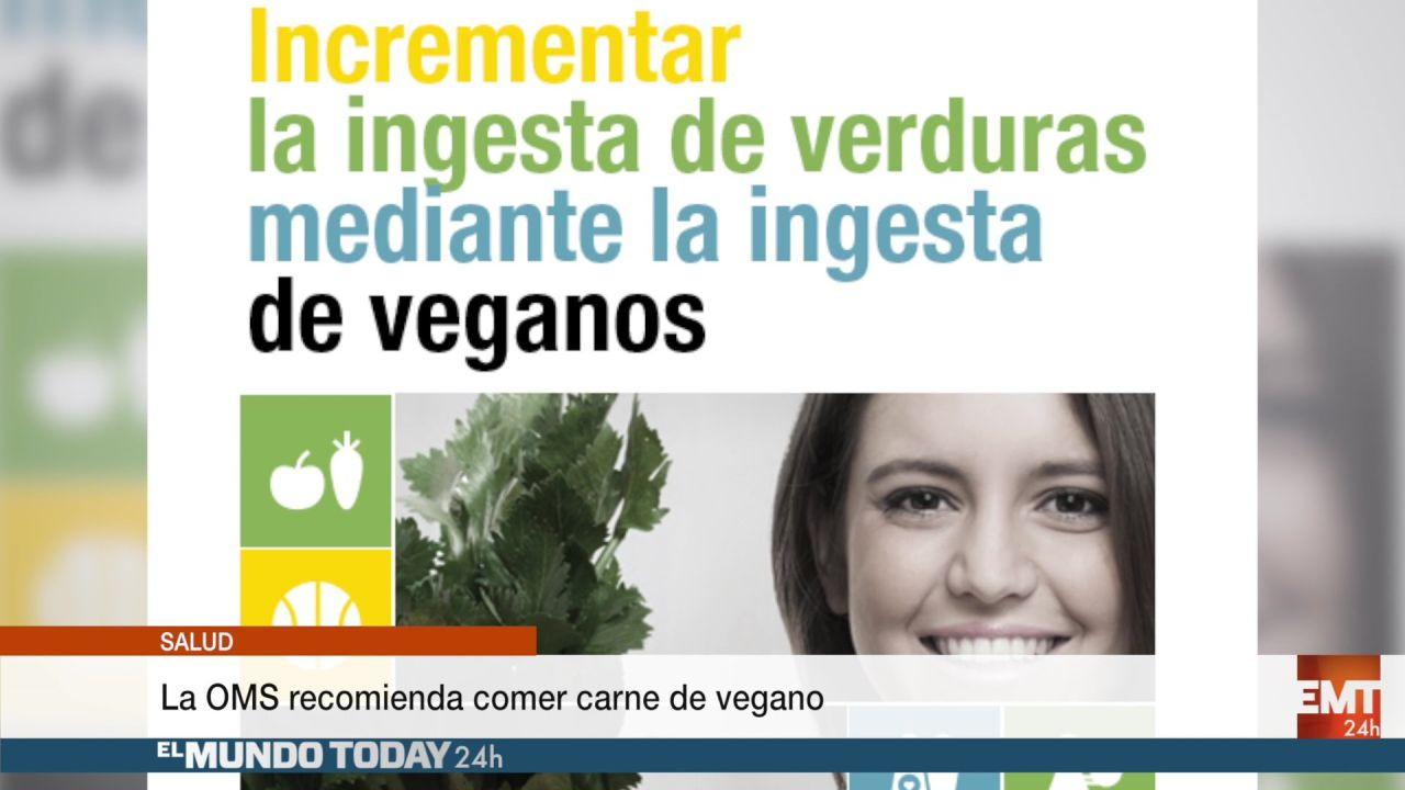 La Organización Mundial De La Salud Recomienda Comer Carne