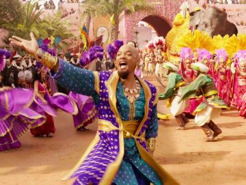 Will Smith en 'Aladdin'