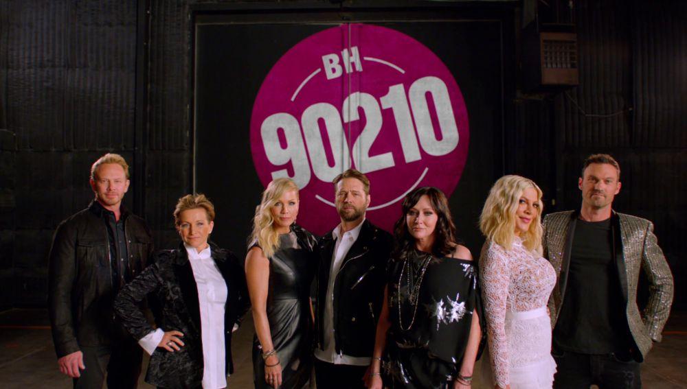 Primer tráiler del revival de 'Sensación de vivir', 'BH90210'