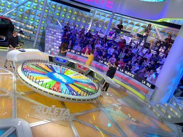 Parece increíble: el público de 'La ruleta de la suerte' pasaba desapercibido hace 13 años