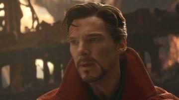 Dr. Strange en 'Vengadores: Endgame'