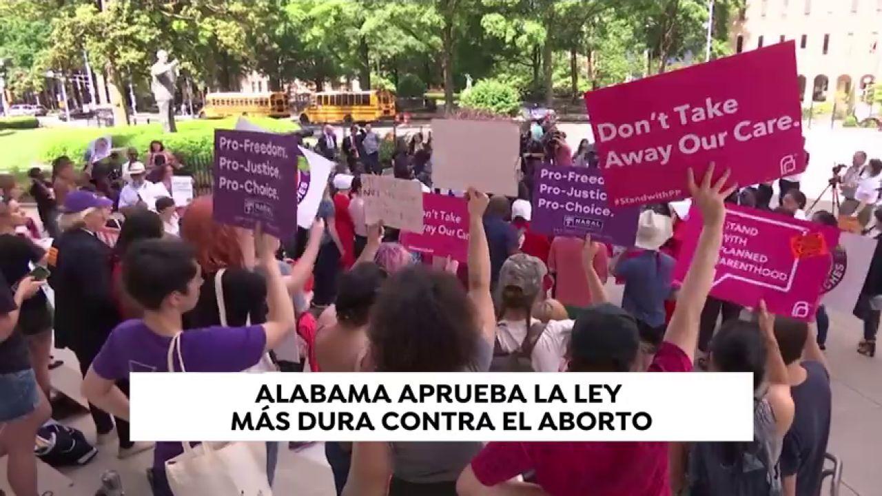 Alabama Aprueba La Ley Antiaborto Sin Excepciones En Casos