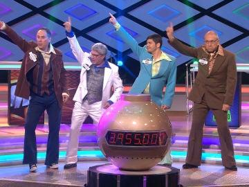 Tony Manero y la 'Fiebre del sábado noche' se apoderan de 'Los Lobos' en '¡Boom!'