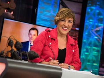 Cristina Pardo repasa los problemas de los políticos con su patrimonio en 'El Hormiguero 3.0'