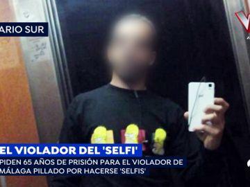 Violador del 'selfi'