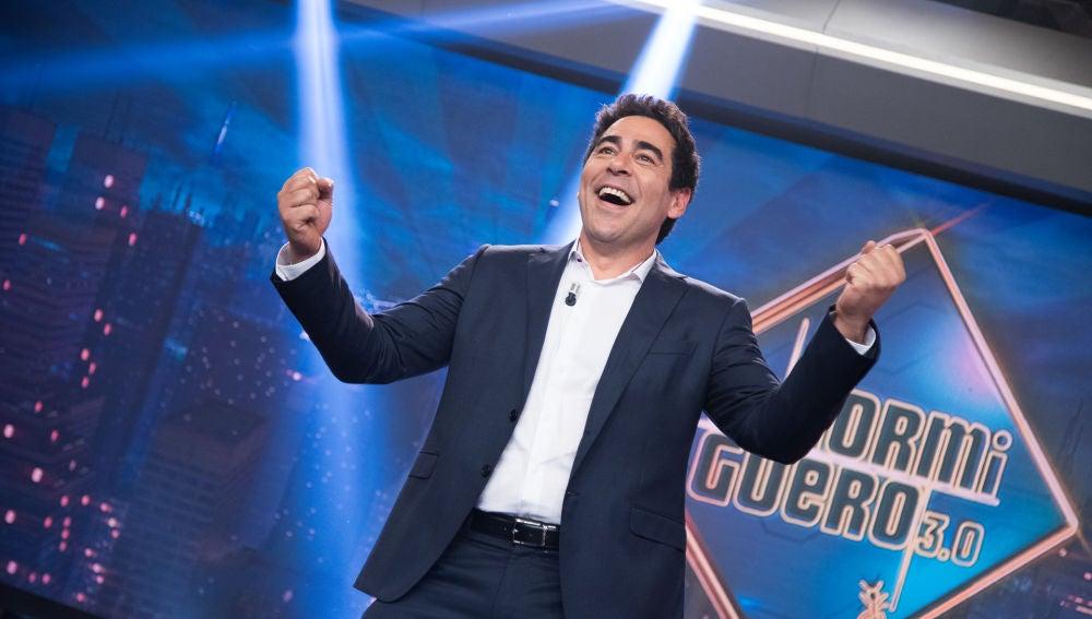 Revive la entrevista completa de Pablo Chiapella en 'El Hormiguero 3.0'