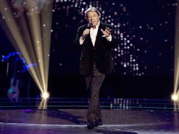 Agustín Aguiló canta 'You are the sunshine of my life' en las Audiciones a ciegas de 'La Voz Senior'