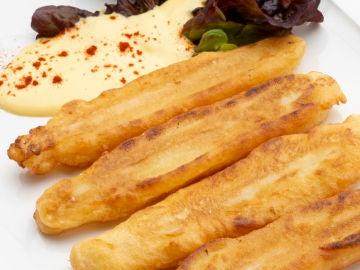 Karlos Arguiñano en tu cocina: Espárragos a la gabardina