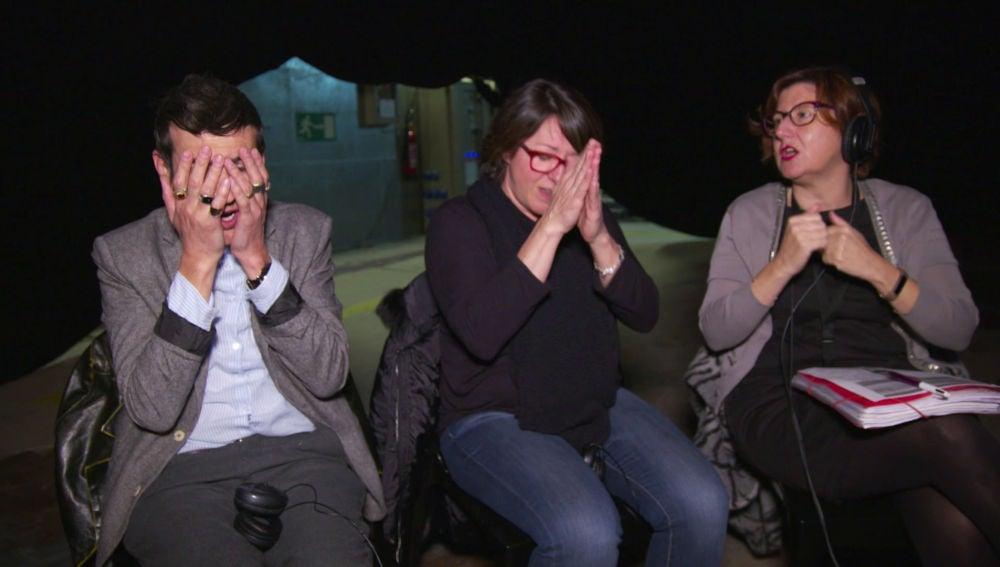 Los vocal coaches de 'La Voz Senior', hechos polvo tras la despedida de Maruja Garrido