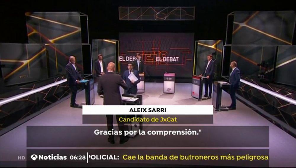 DEBATE TV3