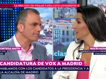 """Rocío Monasterio: """"Un porcentaje muy alto de delincuencia viene de los 'menas' magrebíes y se oculta"""""""