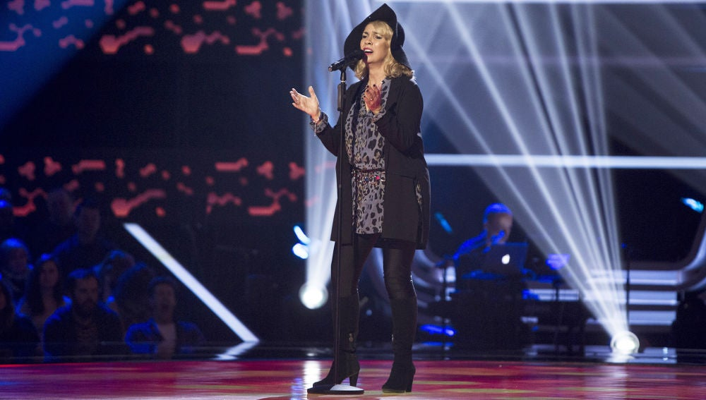 Maisa Hens canta 'You've got a friend' en las Audiciones a ciegas de 'La Voz Senior'