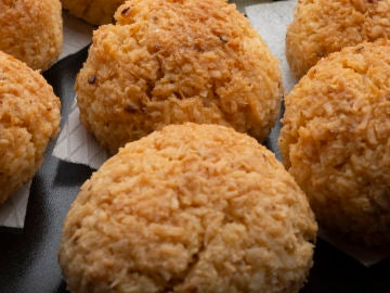 Karlos Arguiñano en tu cocina: Coquitos con avellanas