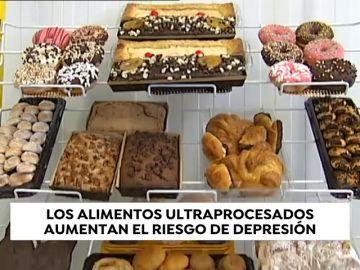 Consumir alimentos ultraprocesados aumenta un 33% la probabilidad de sufrir depresión
