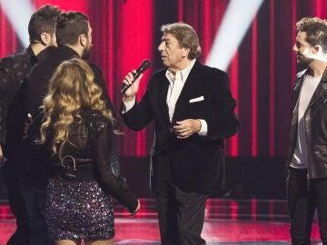Agustín Aguiló se despide de 'La Voz Senior'