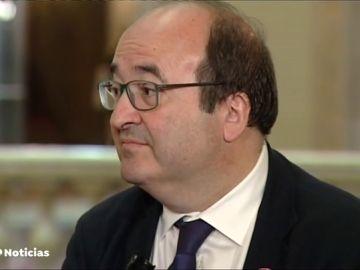JxCat y ERC vetarán a Iceta como presidente del Senado