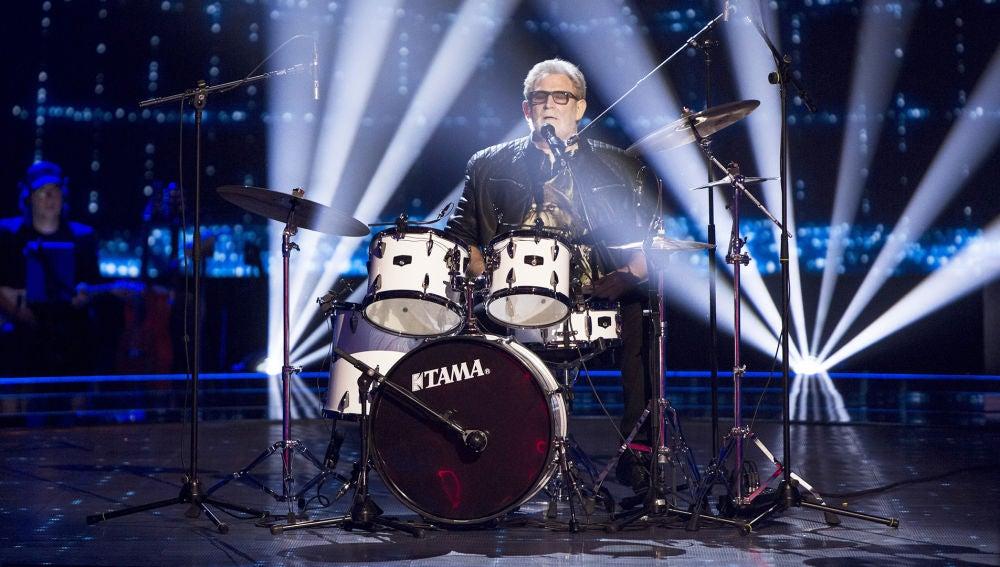 Marcelo Gómez canta 'Unchain my heart' en las Audiciones a ciegas de 'La Voz Senior'