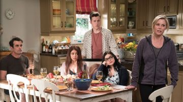 La familia Dunphy en 'Modern Family'