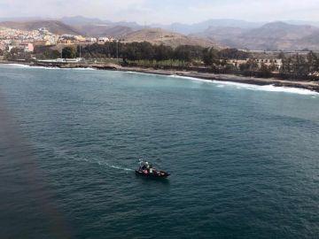 Salvamento Marítimo en Gran Canaria