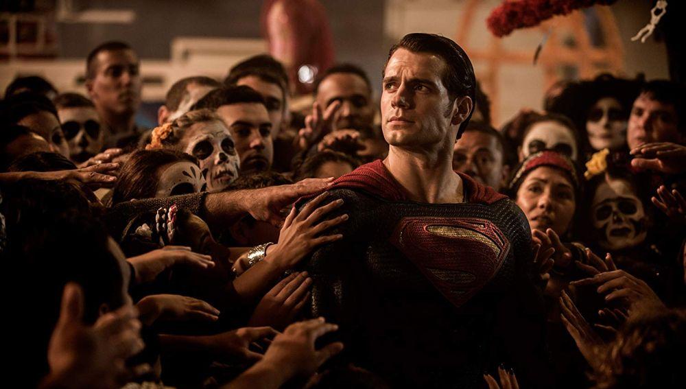 Henry Cavill en 'Batman v Superman'