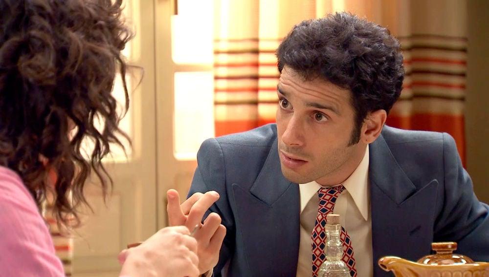 El infalible consejo de Ignacio a Amelia para que entre en el círculo de confianza de Marcelino