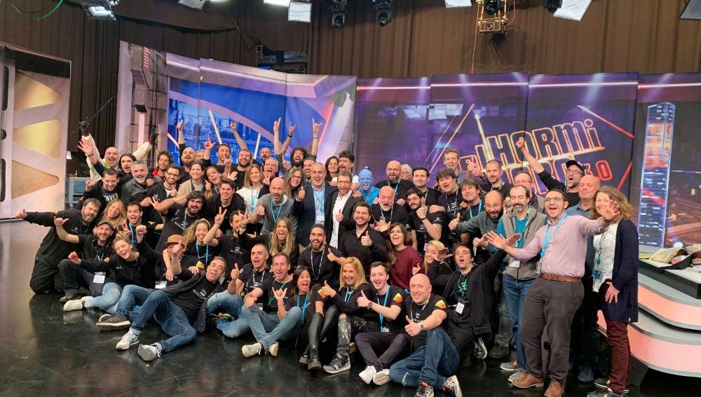 'El Hormiguero 3.0' cumple el lunes 2.000 entregas como el programa diario más visto de la televisión