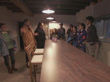 Reformar un restaurante en plena Sierra de Guadarrama, el próximo reto en 'Masters de la reforma'
