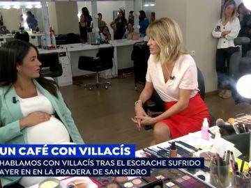 """Begoña Villacís se sincera con Susanna Griso sobre el escrache de San Isidro: """"Cuando todo pasó mis compañeros me abrazaron"""""""