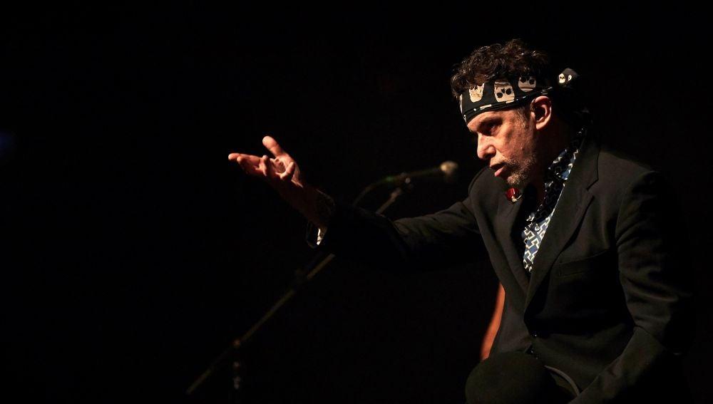 El cantautor argentino Andrés Calamaro