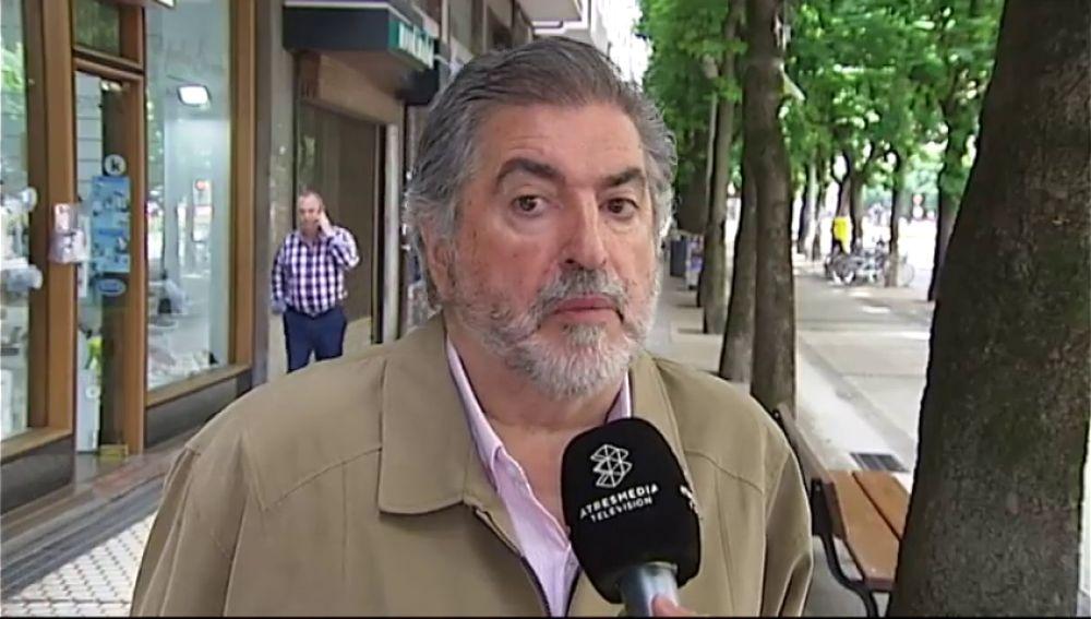 """El socialista Eguiguren califica a Ternera de """"héroe de la retirada"""" de ETA"""
