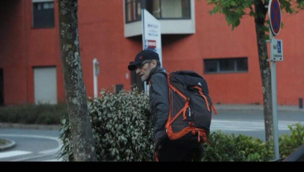 Josu Ternera antes de ser detenido