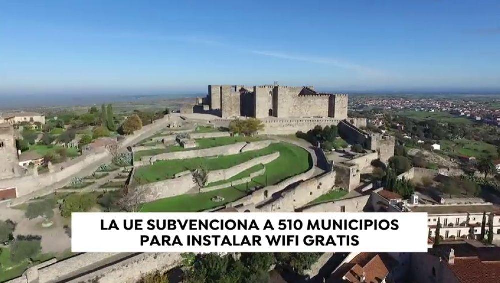 Más de 500 pueblos españoles disfrutarán de wifi gratuito en zonas públicas