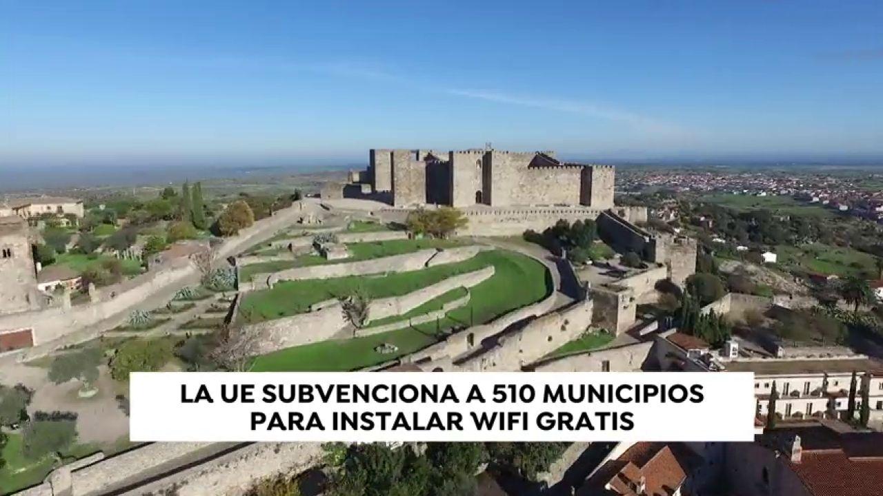 Wifi Gratuito En Más De 500 Pueblos Españoles En Zonas