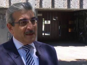 Candidatos a la Presidencia del Gobierno: Román Rodríguez