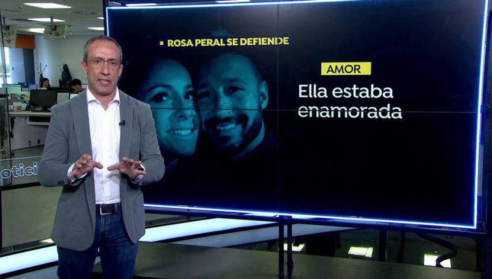 'Crimen de la Guardia Urbana'   Alfonso Egea accede al nuevo escrito de la presunta asesina, Rosa Peral