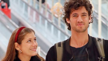 Jorge Brazález y Miri Pérez