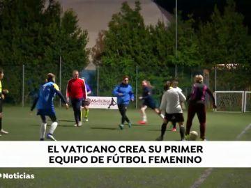 vaticano futbol