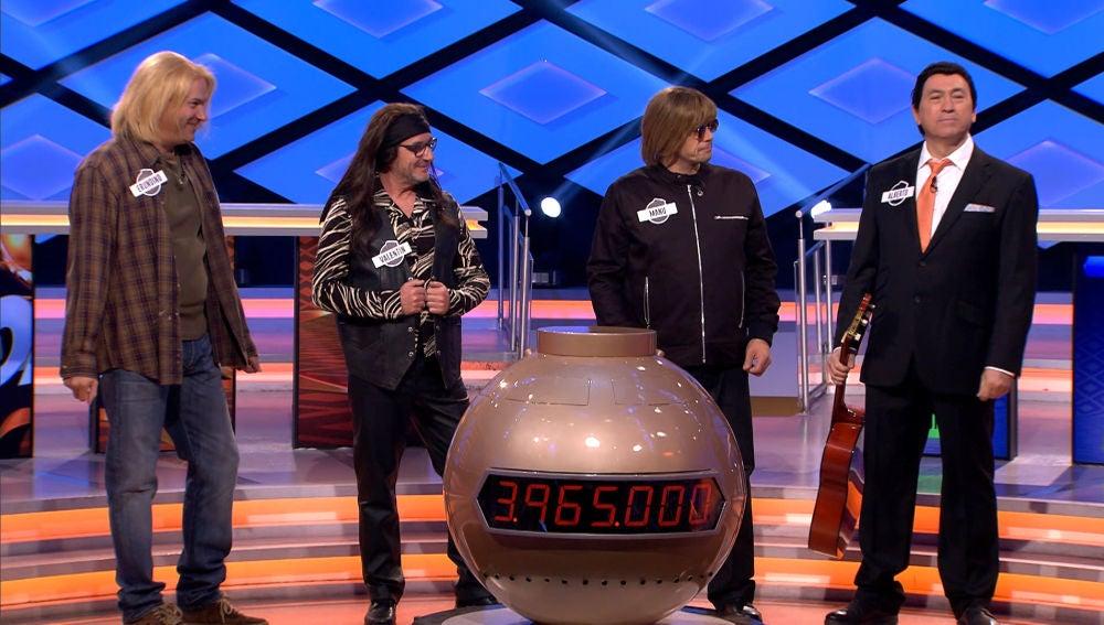 Kurt Cobain, Bunbury, Liam Gallagher, Los del Río y las Spice Girls marcan los años 90 de '¡Boom!'