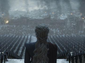 Daenerys Targaryen, reina de las cenizas