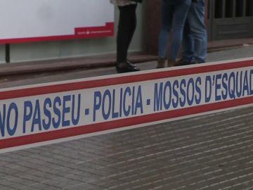 Muere un hombre tiroteado en el distrito del Eixample de Barcelona