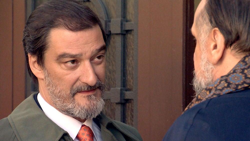 Carvajal estudiará la propuesta de Alfonso a cambio de información