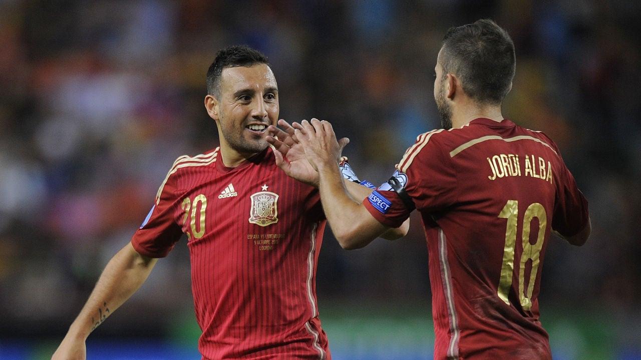 Cazorla Vuelve Con La Selección Española Cuatro Años